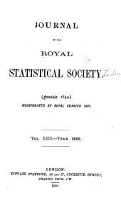 Journal of the Royal Statistical Society: Volume 53