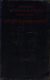 A Course in Mathematical Analysis: Volume 2, Issue 1