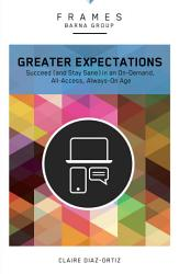 Greater Expectations Frames Series Ebook Book PDF
