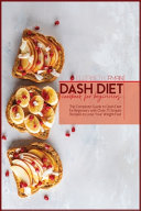 Dash Diet Cookbook For Beginners PDF