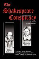 The Shakespeare Conspiracy   A Novel PDF