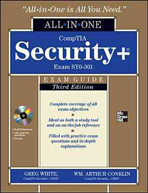CompTIA Security  All in One Exam Guide  Exam SY0 301   3rd Edition PDF