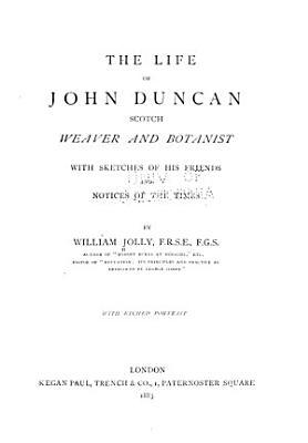 The Life of John Duncan PDF