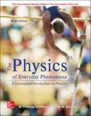 Physics of Everyday Phenomena 9e