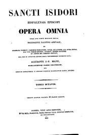 Opera omnia: 8