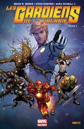 LES GARDIENS DE LA GALAXIE MARVEL NOW T01: COSMIC AVENGERS