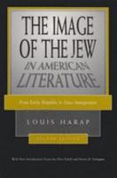 The Image of the Jew in American Literature PDF