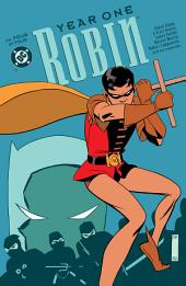 Robin: Year One #4