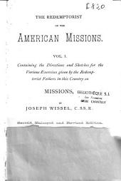 The Redemptorist on the American Missions
