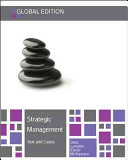 Strategic Management  Text and Cases PDF
