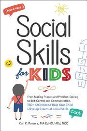 Social Skills for Kids PDF