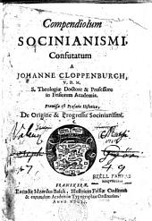 Compendiolum SOCINIANISMI