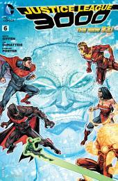Justice League 3000 (2013- ) #6