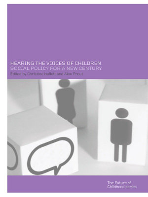 Hearing the Voices of Children PDF