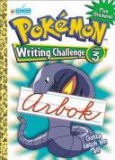 Pokemon Challenge Grade 3 PDF