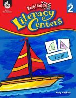Ready  Set  Go  Literacy Centers  Level 2 PDF