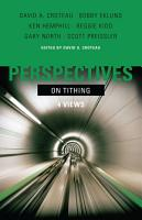 Perspectives on Tithing PDF