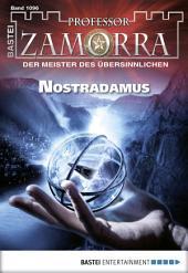 Professor Zamorra - Folge 1096: Nostradamus