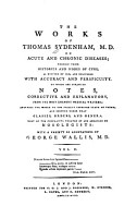 A Treatise of the Gout and Dropsy PDF