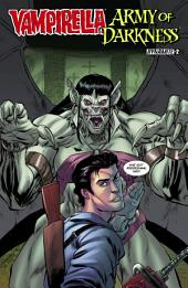 Vampirella / Army of Darkness #2