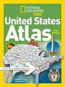 NATL GEOGRAPHIC KIDS US ATLAS