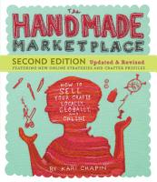 The Handmade Marketplace  2nd Edition PDF