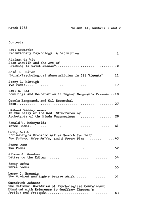 Journal of evolutionary psychology PDF
