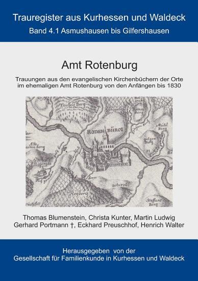 Amt Rotenburg PDF