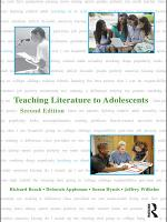 Teaching Literature to Adolescents PDF