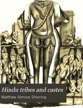 Hindu Tribes and Castes: Volume 1