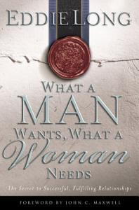 What a Man Wants, What a Woman Needs Book