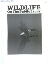 Wildlife on the public lands