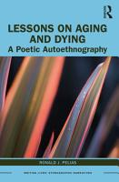 Lessons on Aging and Dying PDF
