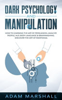 Dark Psychology and Manipulation PDF