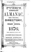 Queensland Almanac  Law Calendar  Directory  and Coast Guide  for 1876 PDF
