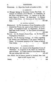The Edinburgh Philosophical Journal: Volume 7