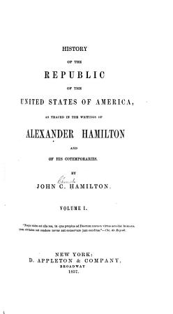 History of the Republic of the United States of America PDF