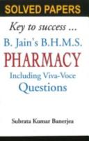 B Jain's BHMS Solved Papers on Pharmacy
