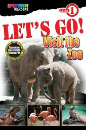 LET'S GO! Visit the Zoo: Level 1