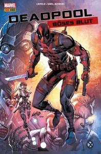 Deadpool   B  ses Blut PDF