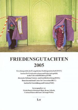 Friedensgutachten 2005 PDF