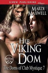 Her Viking Dom [The Doms of Club Mystique 7]