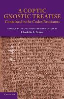 A Coptic Gnostic Treatise PDF