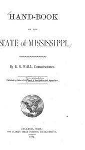 Handbook of the State of Mississippi