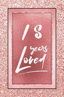 18 Years Loved