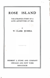 Rose Island: The Strange Story of a Love Adventure at Sea