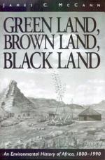 Green Land, Brown Land, Black Land