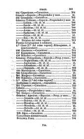 Introducción al estudio de las plantas: Volumen 3