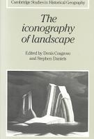 The Iconography of Landscape PDF