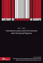 History of Communism in Europe: Vol. 4 / 2013